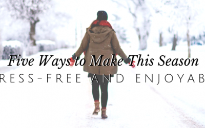 5 Reminders You Need This Holiday Season